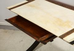 Carlo Bugatti Style Writing Desk with Chair - 1044211