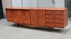 Carlo Hauner and Martin Eisler designed Brazillian Mid century Sideboard - 1591934
