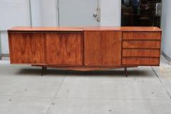 Carlo Hauner and Martin Eisler designed Brazillian Mid century Sideboard - 1591935