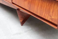 Carlo Hauner and Martin Eisler designed Brazillian Mid century Sideboard - 1591937