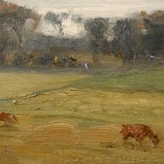 Carlo Hornung Jensen Painting - 326938