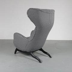 Carlo Mollino Ardea Chair for Zanotta Italy 1950 - 1151353