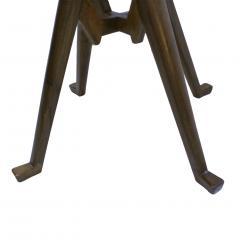 Carlo Mollino Pair Of Attribuited Carlo Mollino Ashwood Italian Side Tables - 1544977