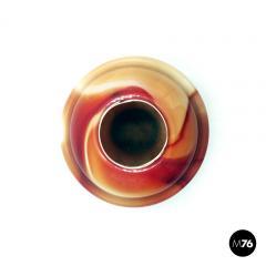 Carlo Moretti Red Murano glass vases by Carlo Moretti 1970s - 2004044