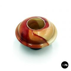 Carlo Moretti Red Murano glass vases by Carlo Moretti 1970s - 2004047
