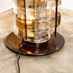 Carlo Nason 1 of the 2 Floor Lamps by Carlo Nason Italy circa 1969 - 1314971