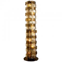 Carlo Nason 1 of the 2 Floor Lamps by Carlo Nason Italy circa 1969 - 1314974