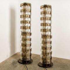 Carlo Nason 1 of the 2 Floor Lamps by Carlo Nason Italy circa 1969 - 1315963