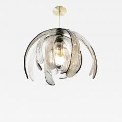 Carlo Nason Artichoke Murano Glass Chandelier by Mazzega - 1108289