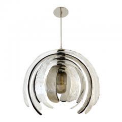 Carlo Nason Artichoke Murano Glass Chandelier by Mazzega - 2070300