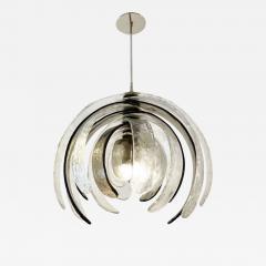 Carlo Nason Artichoke Murano Glass Chandelier by Mazzega - 2072201