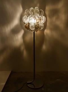 Carlo Nason Cloud Murano Floor Lamp by Carlo Nason 1970s - 1314956
