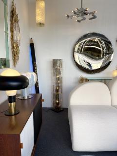 Carlo Nason Floor Lamp Tower Murano Glass by Carlo Nason for Mazzega Italy 1970s - 2011513