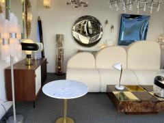 Carlo Nason Floor Lamp Tower Murano Glass by Carlo Nason for Mazzega Italy 1970s - 2011518