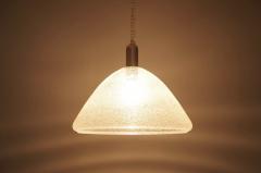 Carlo Nason Glass Pendant Italy 1960s - 1775053