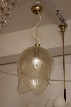 Carlo Nason Mazzega Pendant Light Designed by Carlo Nason Made in Italy - 475409