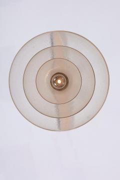 Carlo Nason Pendant Lamp with Pulegoso Glass by Carlo Nason for Mazzega Italy - 1209067