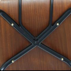 Carlo Ratti 8 Dining Chairs in Plywood Mod Lulli  - 2071252