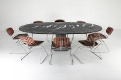 Carlo Scarpa Grey Marble Samo Table by Carlo Scarpa 1970s - 1585523