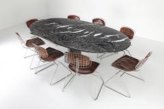Carlo Scarpa Grey Marble Samo Table by Carlo Scarpa 1970s - 1585524
