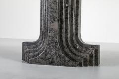 Carlo Scarpa Grey Marble Samo Table by Carlo Scarpa 1970s - 1585527