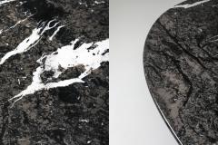Carlo Scarpa Grey Marble Samo Table by Carlo Scarpa 1970s - 1585529