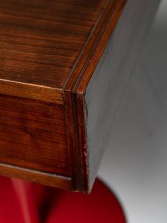 Carlo Scarpa Italian 1960s Wood Desk - 1574949