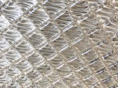 Carlo Scarpa Large Murano Glass Chandelier by Carlo Scarpa for Venini - 1129395