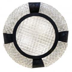 Carlo Scarpa Large Murano Glass Chandelier by Carlo Scarpa for Venini - 1129396
