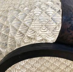 Carlo Scarpa Large Murano Glass Chandelier by Carlo Scarpa for Venini - 1129397