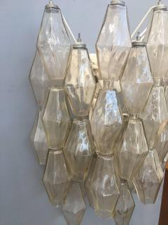Carlo Scarpa Pair of Wall Lights Poliedri by Carlo Scarpa for Venini - 1004260