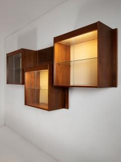 Carlo Scarpa Set of Three Wall Cabinets - 1310130