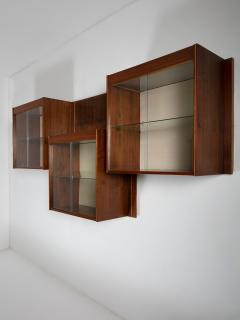 Carlo Scarpa Set of Three Wall Cabinets - 1310131