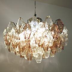 Carlo Scarpa Suspension Lamp Model Poliedri Designed by Carlo Scarpa and Edited by Venini - 1069570