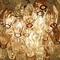 Carlo Scarpa Suspension Lamp Model Poliedri Designed by Carlo Scarpa and Edited by Venini - 1069571