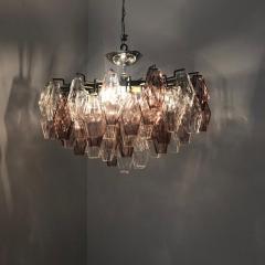 Carlo Scarpa Suspension Lamp Model Poliedri Designed by Carlo Scarpa and Edited by Venini - 1069574