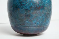 Carlo Zauli Studio Built Ceramic Bottle by Carlo Zauli - 352558