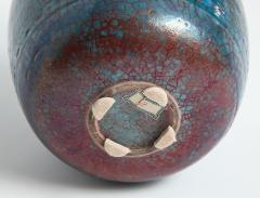 Carlo Zauli Studio Built Ceramic Bottle by Carlo Zauli - 352561