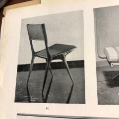 Carlo de Carli Carlo De Carli set of six side chairs - 1679350