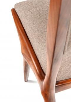 Carlo de Carli Carlo de Carli Mod 158 Set of Six Dining Chairs Italy 1953 - 916241