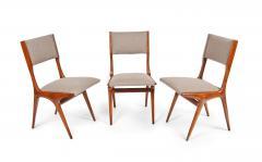Carlo de Carli Carlo de Carli Mod 158 Set of Six Dining Chairs Italy 1953 - 916242