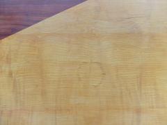 Carlo de Carli Carlo de Carli for Tecno Rare Mid Century Wooden Table 1950s - 940374
