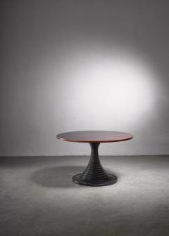 Carlo de Carli Carlo di Carli Carlo de Carli round dining or center table - 1820364