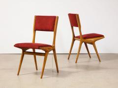 Carlo de Carli Carlo di Carli Set of 10 634 Dining Chairs by Carlo de Carli for Cassina - 2102046