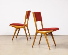 Carlo de Carli Carlo di Carli Set of 10 634 Dining Chairs by Carlo de Carli for Cassina - 2102050
