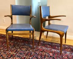 Carlo de Carli Pair of Carlo de Carli Model 162 Armchairs - 1112027