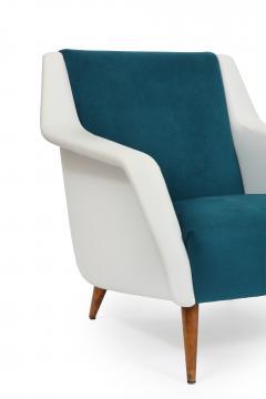 Carlo de Carli Pair of armchairs model no 802 - 986700