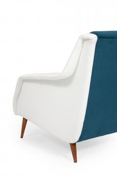 Carlo de Carli Pair of armchairs model no 802 - 986704