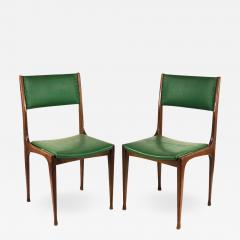 Carlo de Carli Set of 3 chairs by Carlo De Carli for Cassina 1959 Mod 693  - 875068