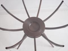 Carlo de Carli Wooden Spider Leg Coffee Table by Carlo de Carli - 1397967